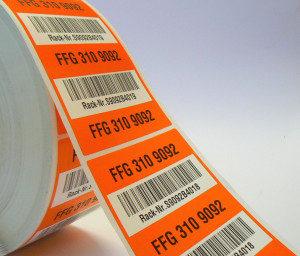 Logistické-etikety